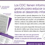 Información Gratuita Sobre El Autismo (CDC)