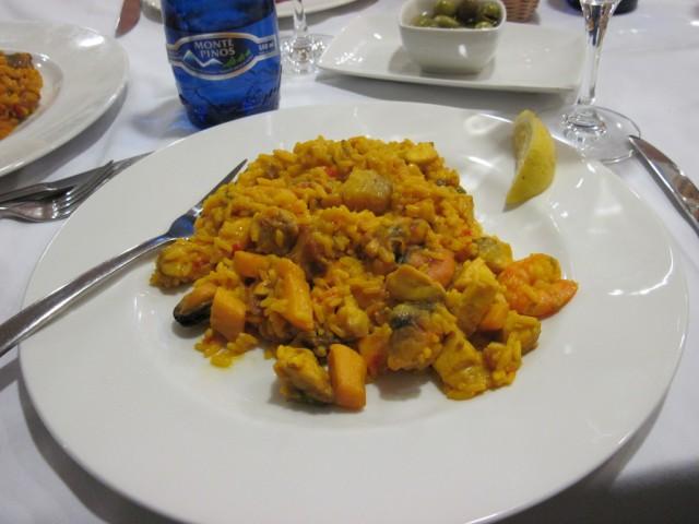 Spanish Vocabulary: Food - Dinner