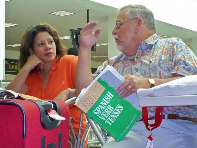 Spanish Grammar: Verb Conjugation - Basics