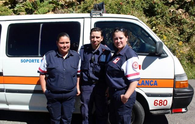 Spanish Vocabulary: Emergency Services