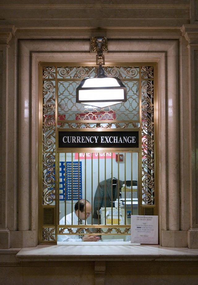 Spanish Vocabulary Currency Exchange