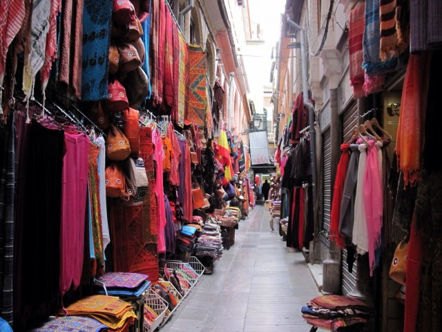 Spanish Vocabulary: Fabrics and Materials