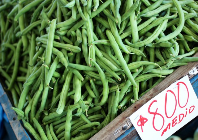 Spanish Vocabulary: Food - Vegetables