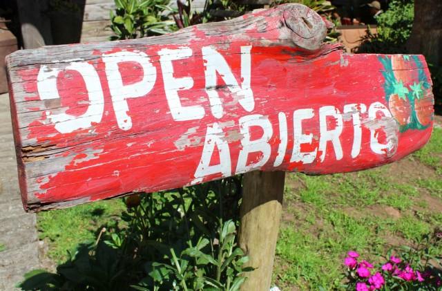 Spanish Vocabulary: Culinary - Warnings and Advisories