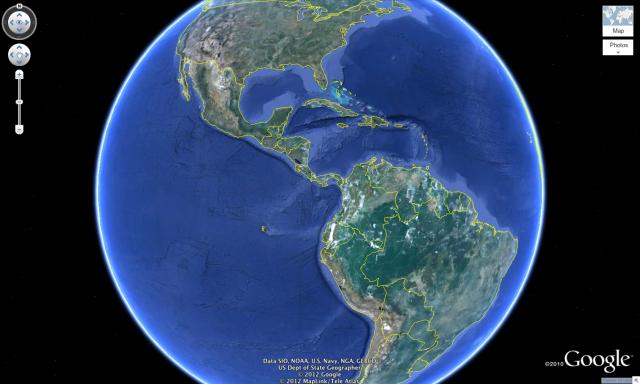 Folium: A Billion Consumers In The Americas via USA Today