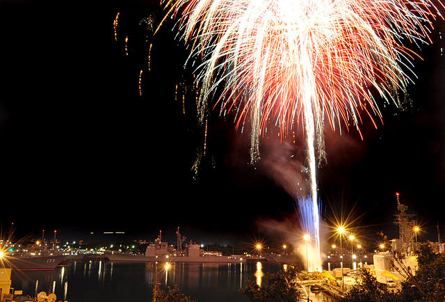 Folium: July 4th Celebrations Around the World via Yahoo.com