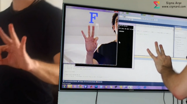 "Folium: ""Kinect"" Sign Language and the Intersection of Technology and Communication via Engadget"