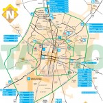 Merida City Map