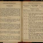 Almanaque Guadalupano (Page 1)