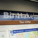 Bir-Hakeim Station, Paris