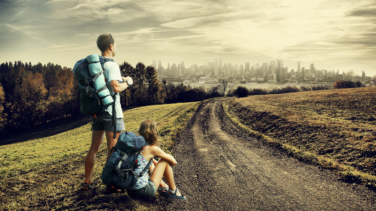 Folium: The Ultimate Guide to Traveling When You're Broke via Lifehacker : The LEAF Project