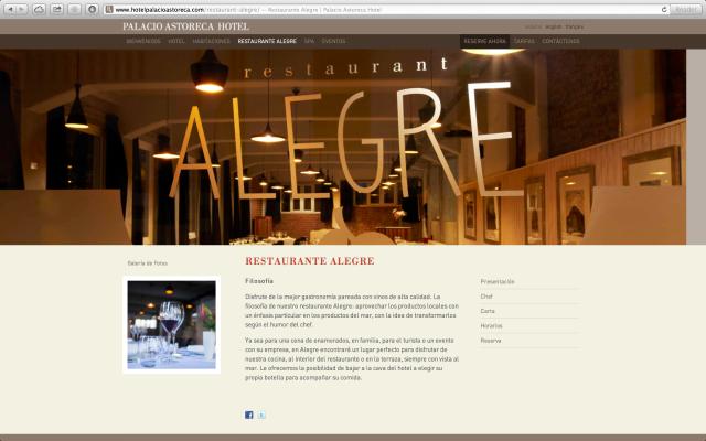 Spanish Reading Selections: Hotel Palacio Astoreca, Valparaíso