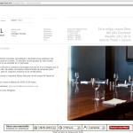 Pujol, D.F.: Comedor Privado