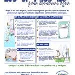 Para Conservar Agua