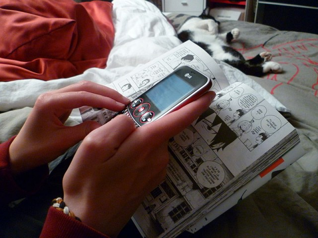 Folium: Texting is Killing Language? via TED