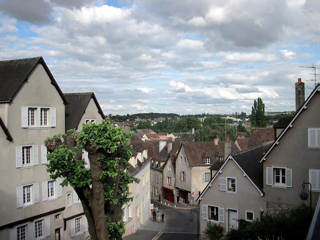 French Vocabulary: Home Exterior