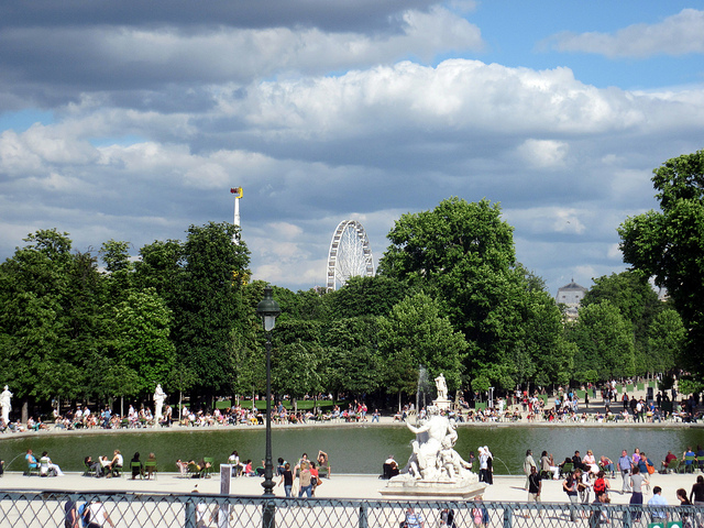 French Vocabulary: Places in the City – Entertainment