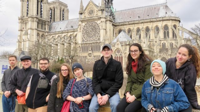Aero: France 2018 - Travel