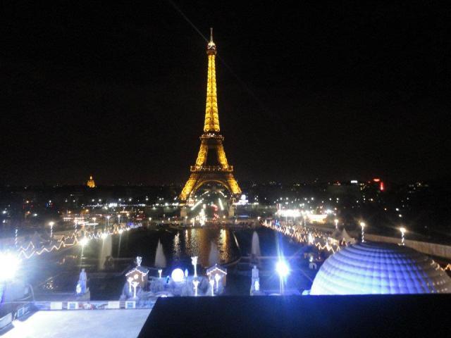 Terra: The Eiffel Tower - Paris, France