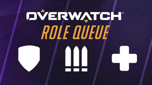 Overwatch - Overanalyzed - Roles and Functions - Role Queue Graphic