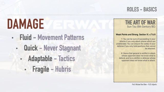 Overwatch - Overanalyzed - Roles and Functions - Damage Functions