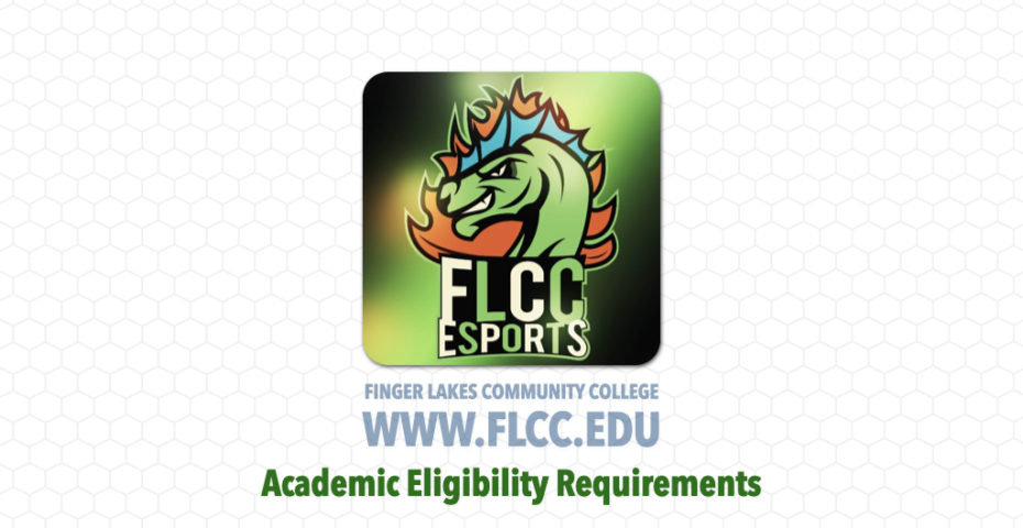 eSports at FLCC - Academic Eligibility Requirements