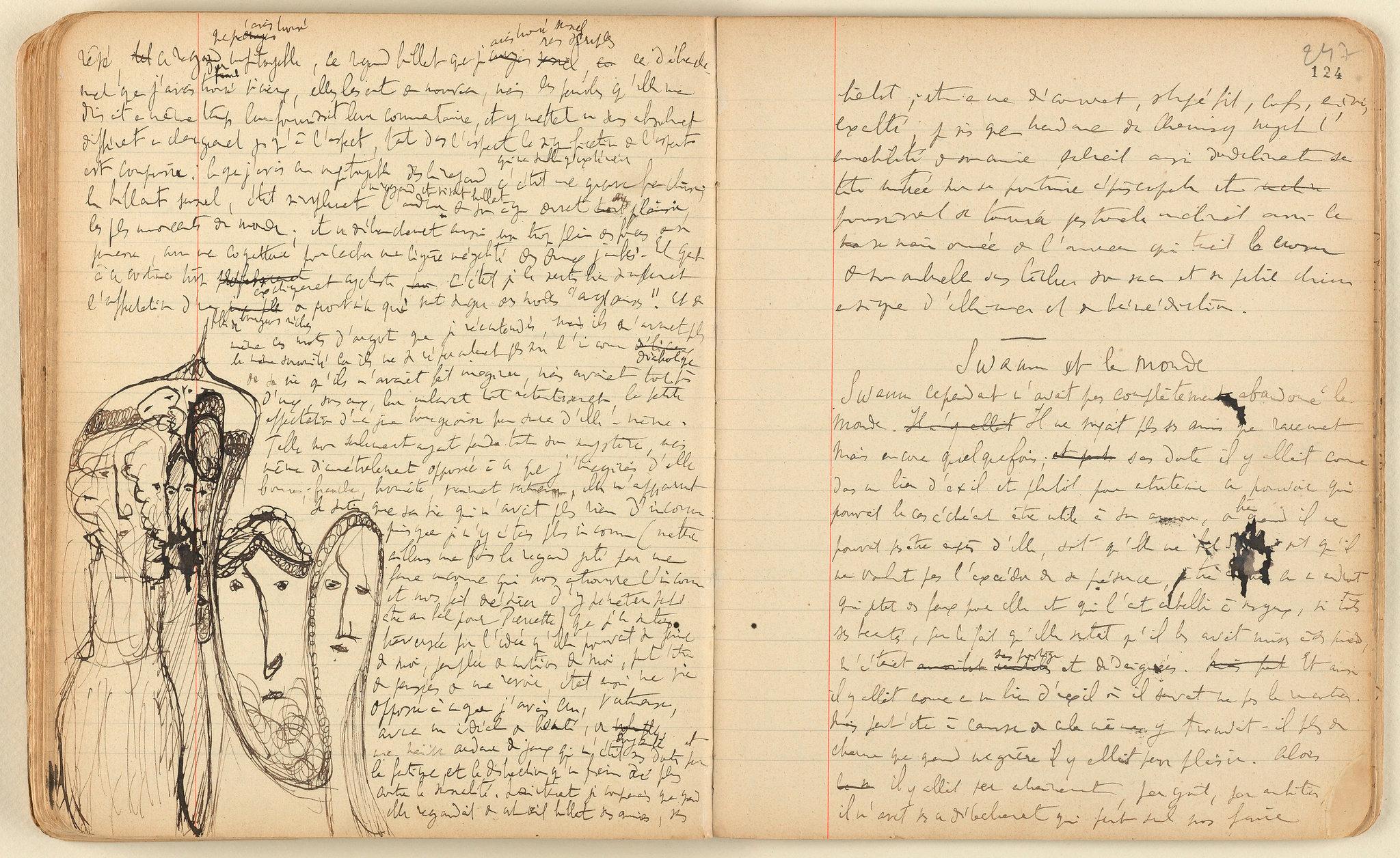 French Reading Selections: Proust - Le Recherche - Du Côté de Chez Swann