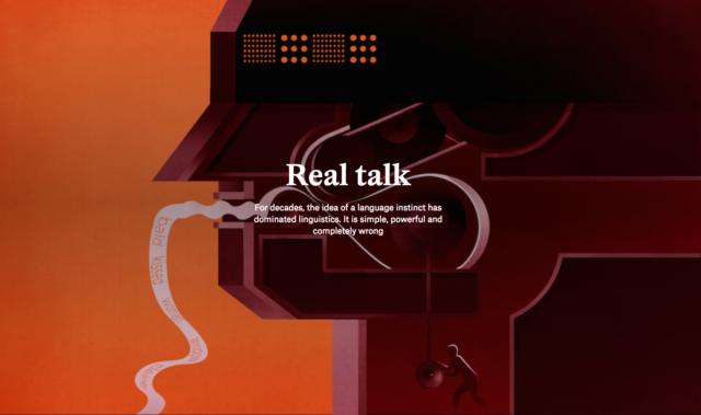 Folium: Real Talk - The Idea of Language Instinct via Aeon