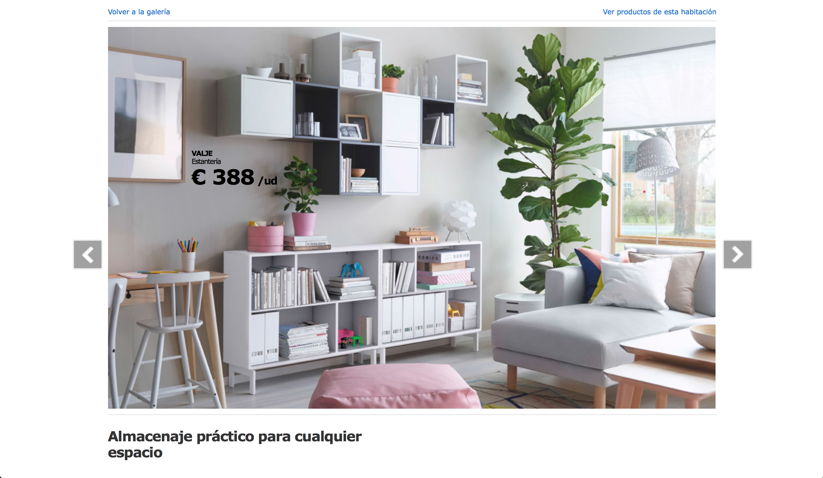 Spanish Reading Selections: Shopping at IKEA : The LEAF Project