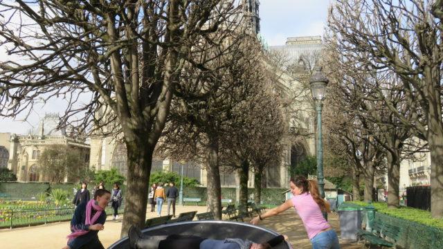 Aero: France 2018 - City Life