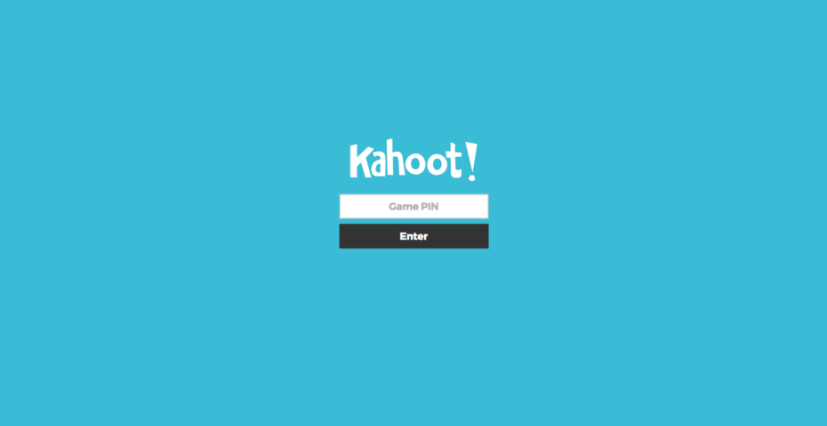 LEAF French Kahoot Master Index Header
