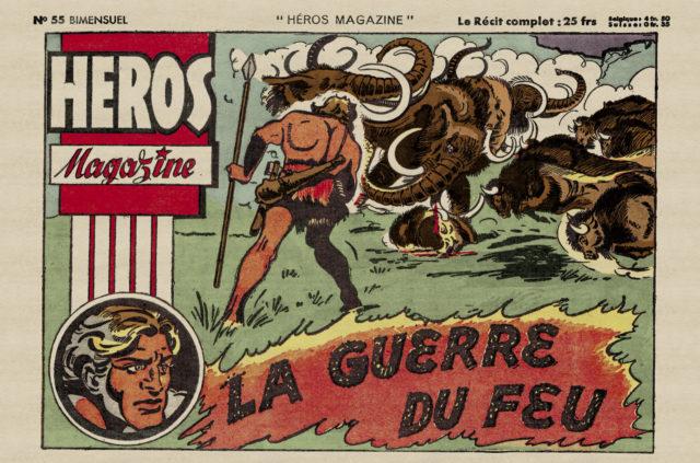 French Reading Selections: J.H. Rosny (Aîné) - La Guerre du Feu