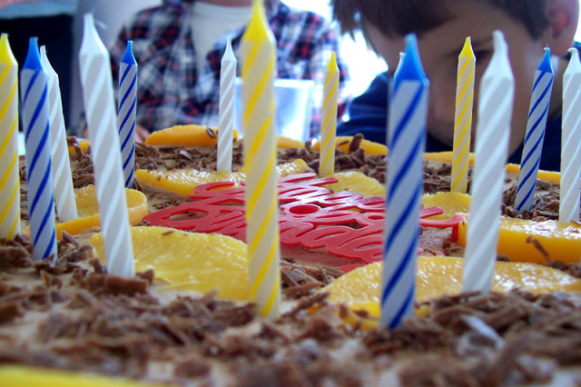 French Vocabulary: Birthdays