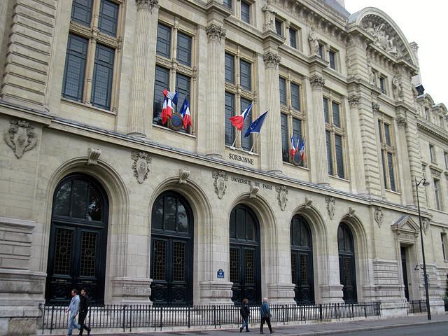 French Vocabulary: Schools & Universities