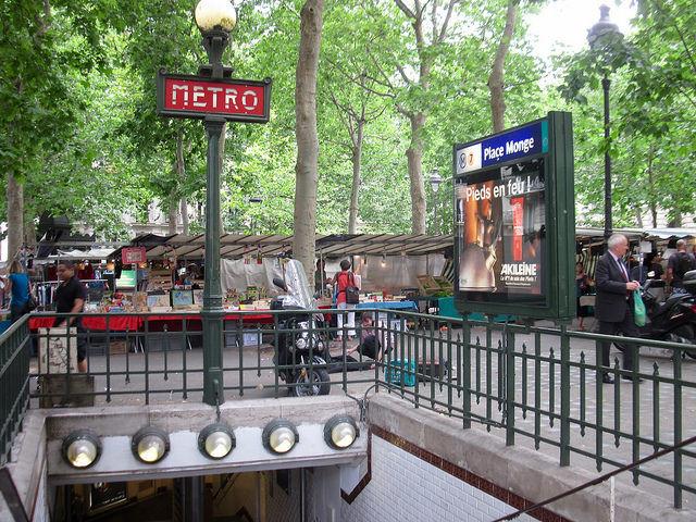 French Vocabulary: Travel by Public Transit