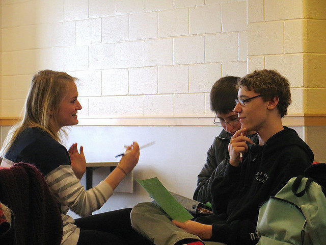 French Vocabulary: Having an Informal Conversation