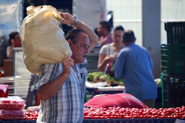 Spanish Vocabulary: Culinary - The Market