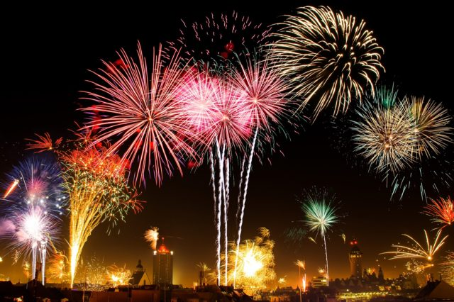 Spanish Vocabulary: The New Year