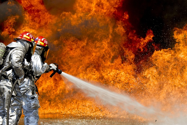 Spanish Vocabulary: Firefighting