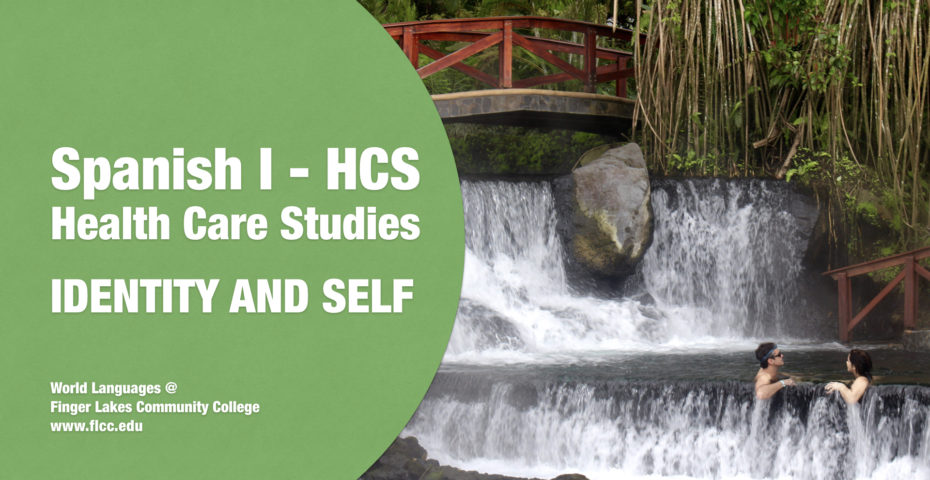 Spanish I - Health Care Studies - FLCC - Finger Lakes Community College