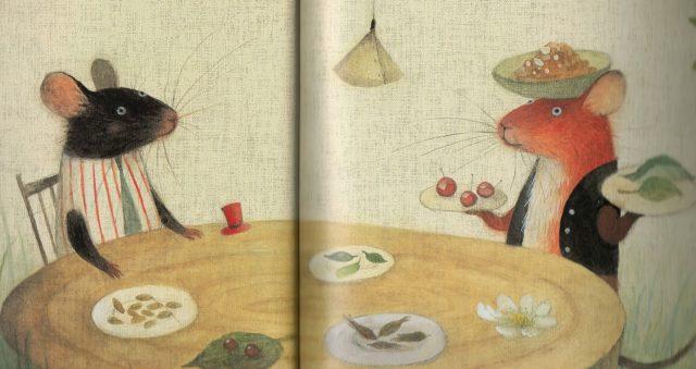 French Reading Selections: Le Rat des Champs et le Rat de Ville