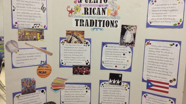Project Resources: Spanish and French Project Examples From Students @ FLCC via The LEAF Project