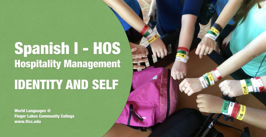 Spanish I - Hospitality Management - FLCC - Finger Lakes Community College